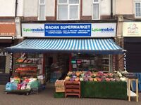 GROCERY AND MEAT shop business selling at reasonable price just £38000.00 plus stock in good locati