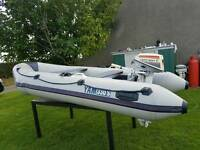 Yam 330s sib boat