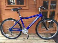 "Mongoose SX 4.3 medium size mountain bike. 26"" Wheels. Fully working"