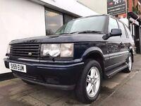 Land Rover Range Rover 2.5 TD DSE 5dr FULL BEIGE LEATHER