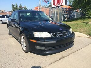 2004 Saab 9-3 6spd,safety e/t+3 years warranty included