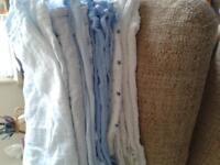 muslin cloth bundle