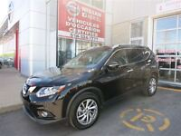 2015 Nissan Rogue SL AWD FULLY LOADED, GPS LEATHER, SUNROOF