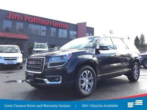 2015 GMC Acadia SLT1, w/NAV, leather, roof