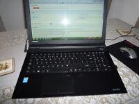 Bargain Toshiba L50-c-14p 1tb hd 4gb ram i3 processor boxed with 11mth warranty