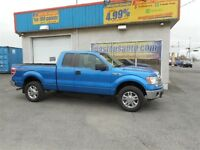 2012 Ford F-150 Cabine Super 4RM 145 po XLT