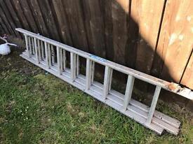 3 tier ladders 6 metres