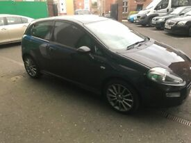 Fiat punto jet black II for sale