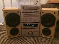 Technics SL-HD310 stereo system