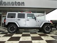 2014 Jeep Wrangler Sahara Heated Leather, Automatic