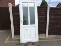Upvc Door and Frame