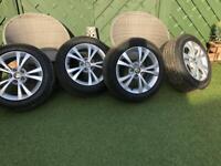 Alfa Romeo Alloy Wheels