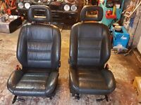 Vauxhall Leather Seats (Front)