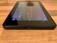 "Amazon Kindle Fire D01400 7"" Tablet WiFi 8gb Black"