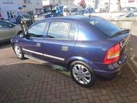 2001 Vauxhall Astra 1.6 SXI