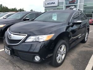 2013 Acura RDX Base w/Technology Package NAV LEATHER ROOF