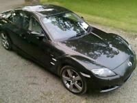 Mazda RX8 Kuro #REDUCED#