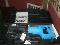 POWERBASE Electric Saw, as new