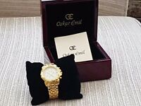 Limited Edition Oskar Emil Men's Watch
