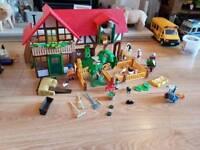 Play Mobil farm