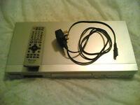 Panasonic DVD-S27 DVD Player (Silver)