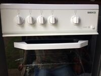Beko gas cooker oven