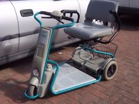 Stannah Shopper Mobility Scooter