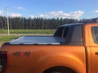 FORD RANGER T6 2016 ONWARDS WILDTRAK MOUNTAIN TOP ROLL COVER