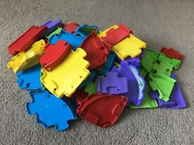 Over 50 pieces VTech Toot Toot roadway