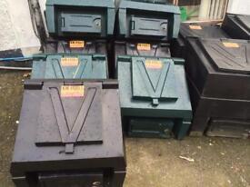 New coal bunkers!!