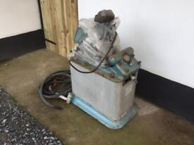 Vintage 1950's Electric Power Washer | Merlin Niagara