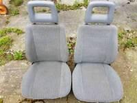 Vw t25 front seats