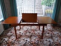 Vintage White & Newton Dining Room Furniture
