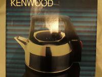 Kenwood 3 litre electric kettle BNIB.
