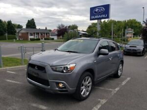 2012 Mitsubishi RVR GT TOIT PANORAMIQUE AWC MAGS FOGS BLUETOOTH