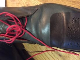 Jeffrey West O'Toole mens boots - size 7