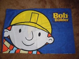 Bob The Builder Single Duvet Set with Pyjamas