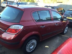 VAUXHALL ASTRA 2006 DIESEL FULL YEAR MOT EXCELLENT CONDITION