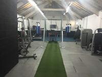 Private Fitness Studio for Sale