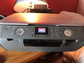 Printer/Scanner Epson Rx520