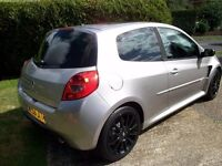 Renault Clio 197 RS Sport in Showroom Condition and FSH