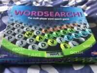 Word search game. Drummond park