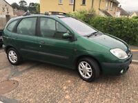 Renault Megan 12 months mot swap for smaller car