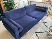 Broste Copenhagen Sofa «Wind» - RP 1,489£ - For sale at £300