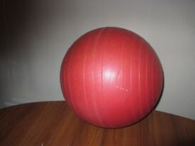Large gym/pilates ball