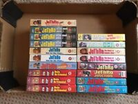 Job Lot of JETHRO Comedy VHS Video Tapes