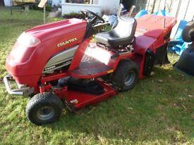 Ride on mower Countax C600H V-Twin Honda engine