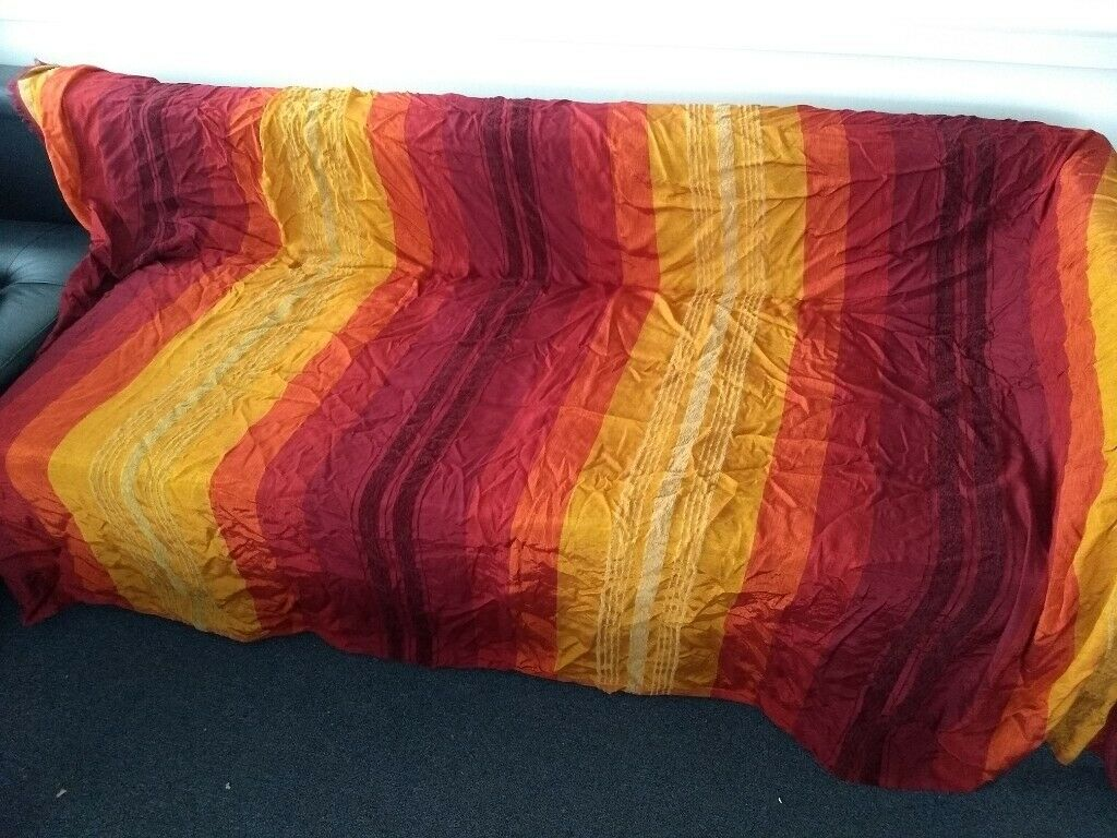 Superb Thin Colourful Throw Bed Cover 3X1 8M In Northolt London Gumtree Pdpeps Interior Chair Design Pdpepsorg