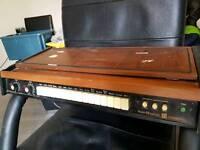 Vintage Hammond Auto Rhythm