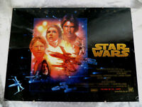 'STAR WARS' Special Edition - Framed Poster (UK Mini, 40x30cm, 1997)